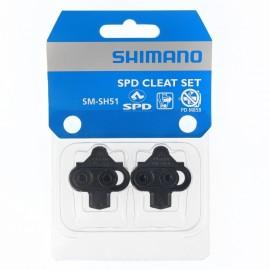 Shimano Tacchette Pedali SPD SM-SH51 PD-ATB
